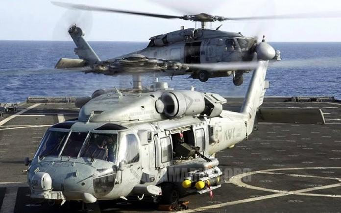 Anti-Submarine Helicopter