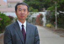 Su Jian, Chinese ambassador to Mozambique,
