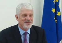 EU Ambassador to Ghana, William Hanna
