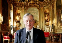 France central bank boss