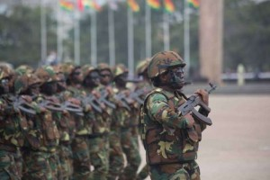 Ghana Armed Forces,