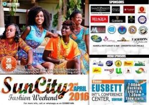 Suncity Fashion Weekend