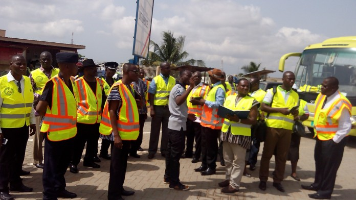 some road safety agencies along the Tema Motorway