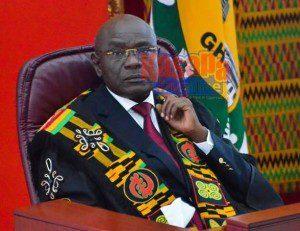 Rt. Hon. Edward Doe Adjaho, Speaker of Parliament Rt. Hon. Edward Doe Adjaho, Speaker of Parliament