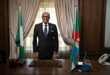 President of Nigeria
