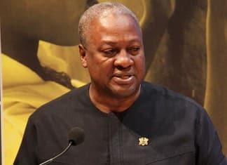 President John Mahama