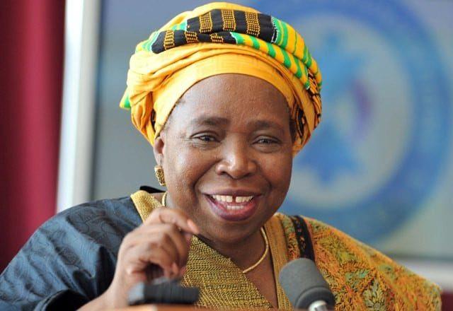 Chairperson of the AU Commission, Dr Nkosazana Dlamini Zuma