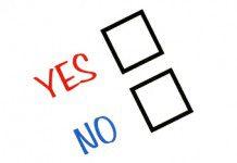 referendum vote