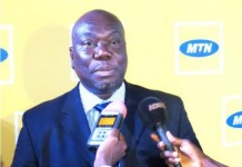 Samuel Addo, General Manager of MTN Business