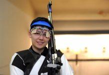 Croatian shooter Snjezana Pejcic
