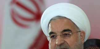 Iranian President Hassan Rouhani was voted into office in 2013 (AFP Photo/Aamir Qureshi)
