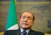 AFP/File / Andreas Solaro Silvio Berlusconi was convicted in 2014 of major corporate tax fraud