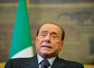 AFP/File / Andreas Solaro Silvio Berlusconi was convicted in 2014 of major corporate tax fraud