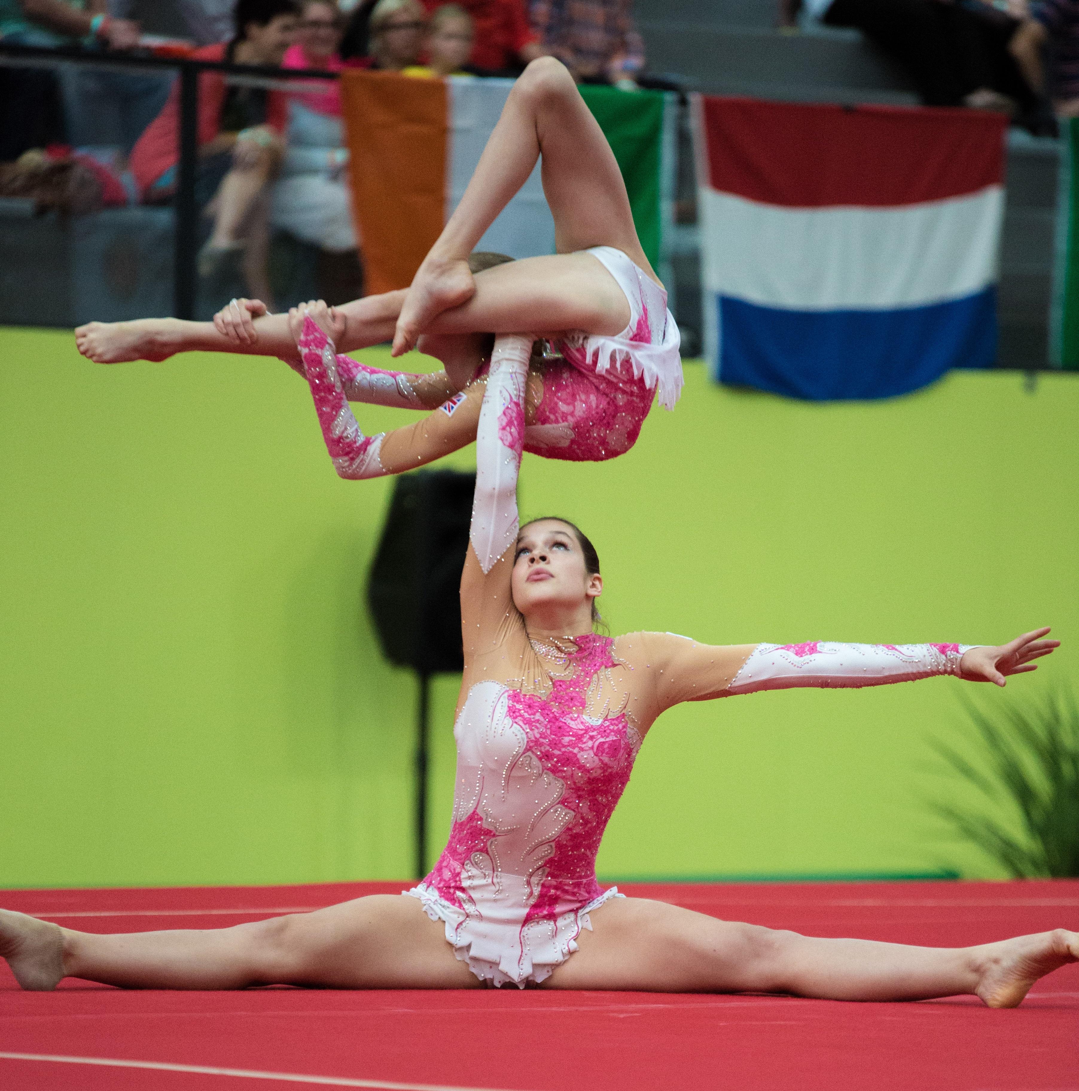 Acrobatics Kids Definition