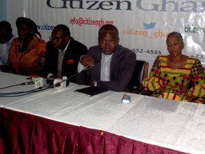 Nana Awuah and other members