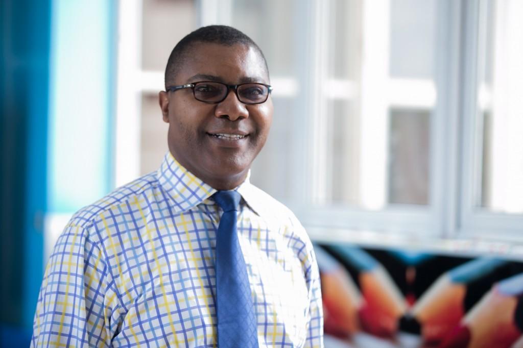 Dr Ebenezer Badoe