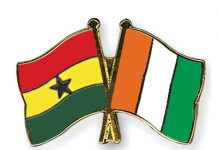 Ghana And Cote D'ivoire