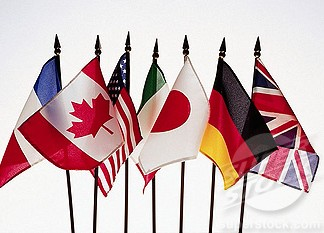 Flags of G7