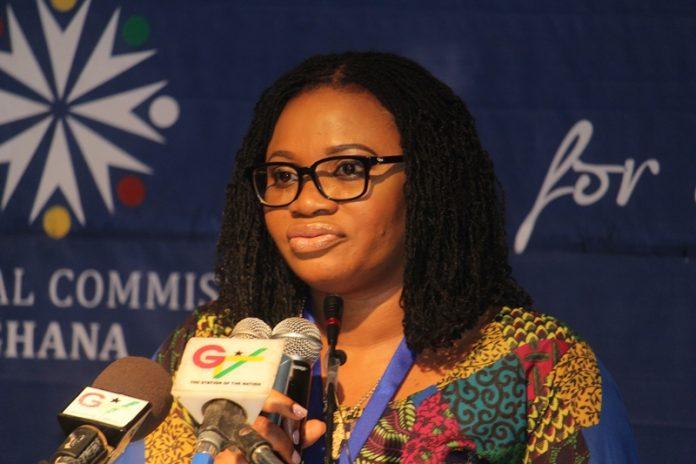 Charlotte Osei - Ghana's Electoral Commissioner (EC)