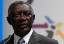 John Kufuor was President of Ghana between 2001 and 2009