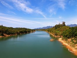 Mekong River Water