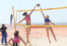 Namibia Ladies Beach Volleyball Team