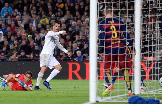 Ronaldo wins El Clasico for Madrid