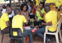 Kasapreko thrills customers in Accra