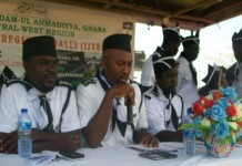 The Youth wing of the Ahmadiyya Muslim Movement (Khuddam-Ul Ahmadiyya) Ghana.jpg21520