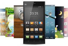 Xiaomi's smartphones,
