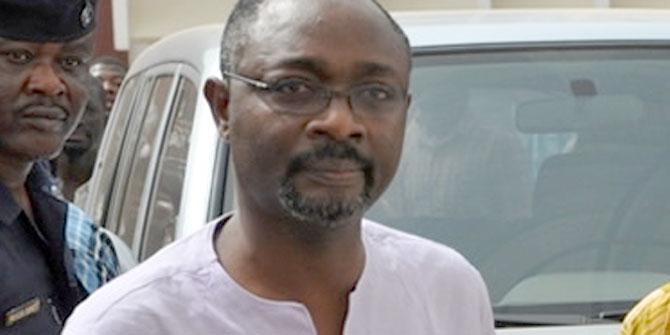 Mr Alfred Agbes Woyome