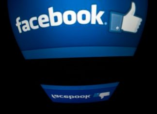 """AFP/File / Lionel Bonaventure Facebook, in its twice-annual """"transparency report,"""" says the number of items """"restricted"""" for violating local laws more than doubled compared to the prior six-month period, to 55,827"""