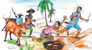 Fulani Herdsmen and Igbo people