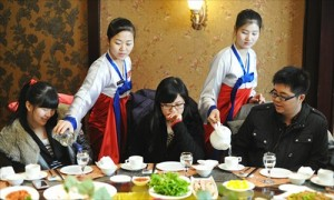 North Korean restaurants