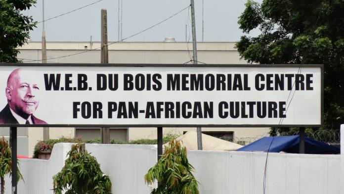 Image result for W.E.B Du Bois Center for Pan Africanism- Ghana