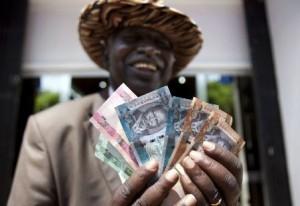 Dr. John Garang on all denominations.(Reuters/Benedicte Desrus)