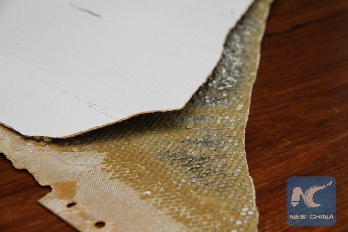 Investigators Say Mauritius and South Africa Debris believed