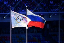 AFP/File / Andrej Isakovic Vitaly Stepanov, a former employee of Russia's anti-doping agency, told the