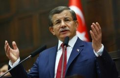 AFP/File / Adem Altan Turkey's Prime Minister Ahmet Davutoglu says he will not seek a new mandate as chairman of the ruling Justice and Development Party (AKP