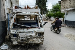AFP/File / Ilyas Akengin Turkey claims 24 people have been killed in the border town of Kilis by rocket fire from Islamic State jihadists in Syria