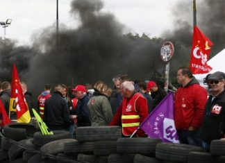 Strikes and blockades have already disrupted most of France's oil refineries