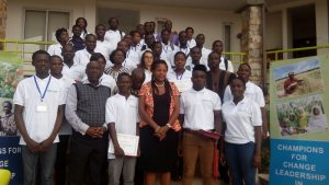 Africa Lead Training at Ashesi