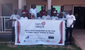 Some of the Participants in a group picture after the programme