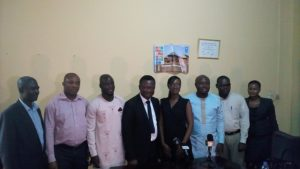 Appiah Visits Peace Council