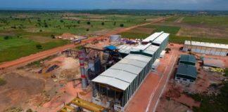 Prez Mahama Commissions Komenda Sugar Factory