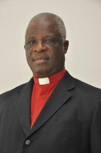 Rev Dr Ofori