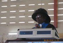 Rev Felicia Adu-Kumi