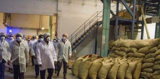 Tuoton Cocoa processing company