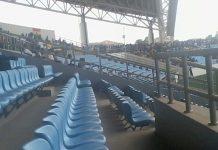 sports stadium in Cape Coast