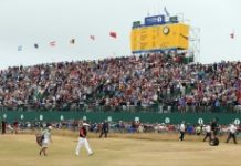 AFP/File / Adrian Dennis The Scottish golf course Muirfield has lost its status as a British Open venue after voting against admitting female members